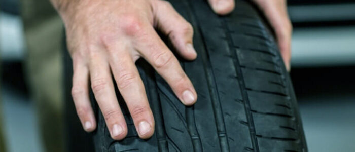 Повреди при автомобилните гуми